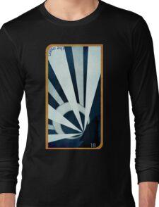 Major Arcana 18 - The Moon Long Sleeve T-Shirt