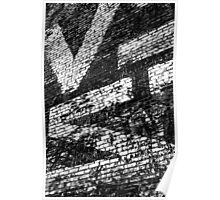 Typograffiti #1 Poster