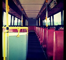 Desolate Double-Decker Ride by the-novice