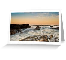 Wallabi Point Greeting Card