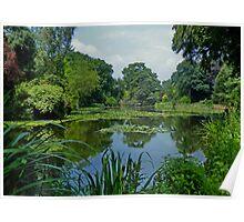 Reaseheath College Lake Poster
