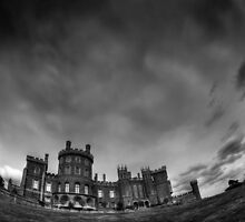 Haunted? by geoff curtis