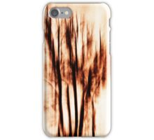 shadows of trees II iPhone Case/Skin