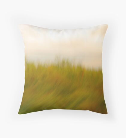 Digital Nature Series 1 Throw Pillow