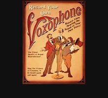 BioShock Infinite – Record Your Own Voxophone Poster T-Shirt