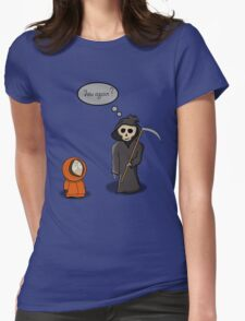 Kenny - You Again? Womens Fitted T-Shirt