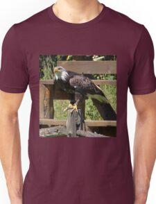 Powerful Eagle Unisex T-Shirt