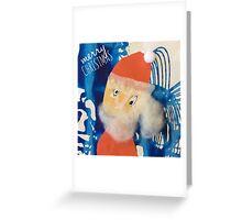 Santa #2 Greeting Card