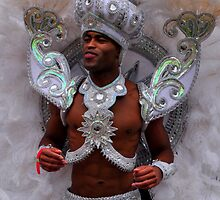 The Ice King - Nottinghill Carnival by Victoria limerick
