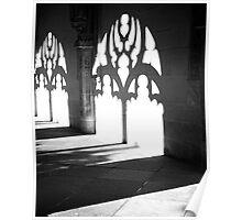 Shadow of Symbols Poster
