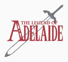 The Legend of Adelaide Kids Clothes