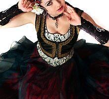 Celtic Beauty - Kalli McCandless by prelandra