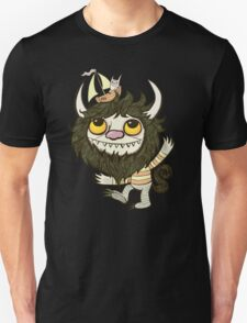An Ode To Wild Things Unisex T-Shirt