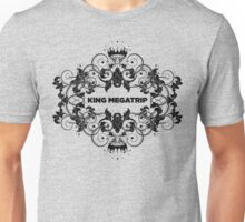 KMT Ornate Leaves 01 (light version) Unisex T-Shirt