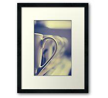 Day 59 - 7th September 2011 Framed Print