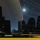 Starlight City by blacknight