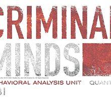 criminal minds by EDITLATER