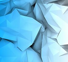 Crumpled paper by UDDesign