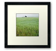 búðir Framed Print