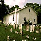 Malachai Church and Cemetary in PA by Jennifer P. Zduniak