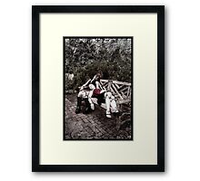 Gothic Photography Series 196 Framed Print
