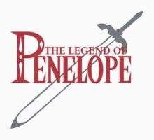 The Legend of Penelope Kids Clothes