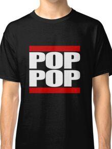 POP POP - Magnitude 'Community' (RUN DMC Parody) Classic T-Shirt