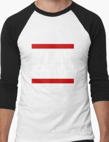 POP POP - Magnitude 'Community' (RUN DMC Parody) Men's Baseball ¾ T-Shirt