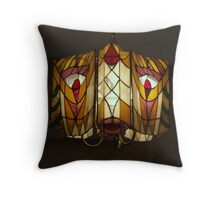 Lamp following by me Throw Pillow