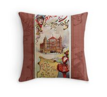 Varieties & Novelties Throw Pillow