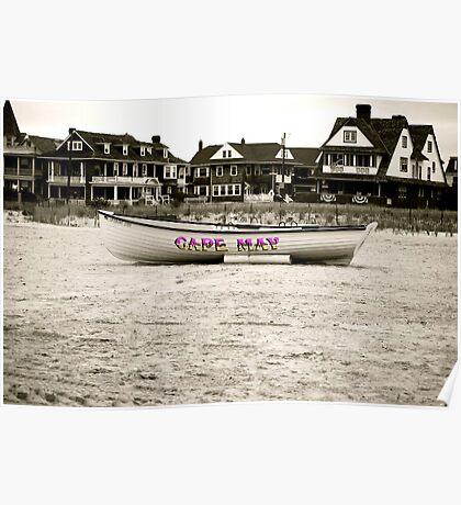 CM Lifeboat Poster