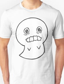 Anxiety Ghost Unisex T-Shirt