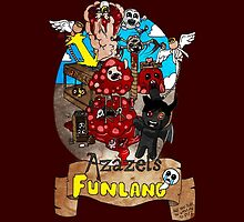 Azazel's Funland by Cosmodious