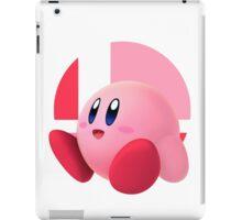 I Main Kirby iPad Case/Skin