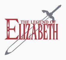The Legend of Elizabeth Kids Clothes