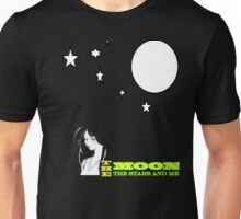 The Moon, The Stars and Me Unisex T-Shirt