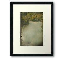 Alone Time Framed Print