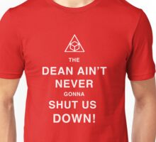 Keep Calm and Delta Cubes! Unisex T-Shirt