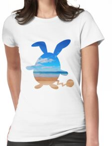 Azumarill used surf Womens Fitted T-Shirt