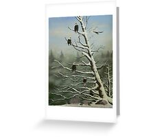 Birds of a feather... Greeting Card
