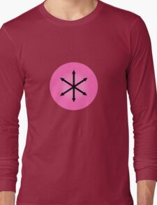 E PLURIBUS ANUS - Greendale Logo Long Sleeve T-Shirt