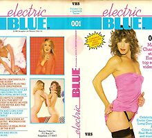 Marilyn Chambers Electric Blue by kevcrow