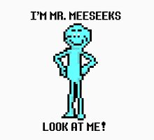 8 bit Mr. MeeSeeks Unisex T-Shirt