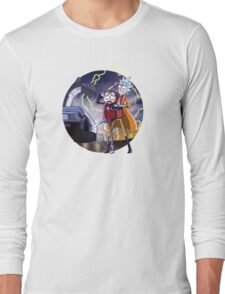 Rick n' Morty: To The Future Long Sleeve T-Shirt