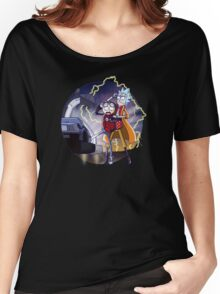 Rick n' Morty: To The Future Women's Relaxed Fit T-Shirt