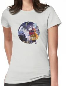 Rick n' Morty: To The Future Womens Fitted T-Shirt
