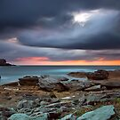 Rolling Cloud by Mark  Lucey