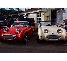 Classics On Display Photographic Print