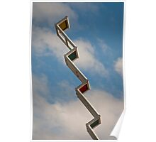 Sky Ladder Poster
