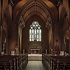 Ballarat Church Interior by eclectic1